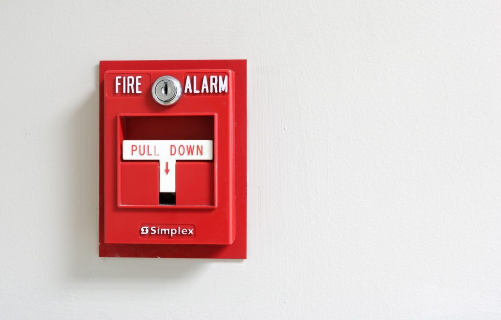 Pull Fire Alarm