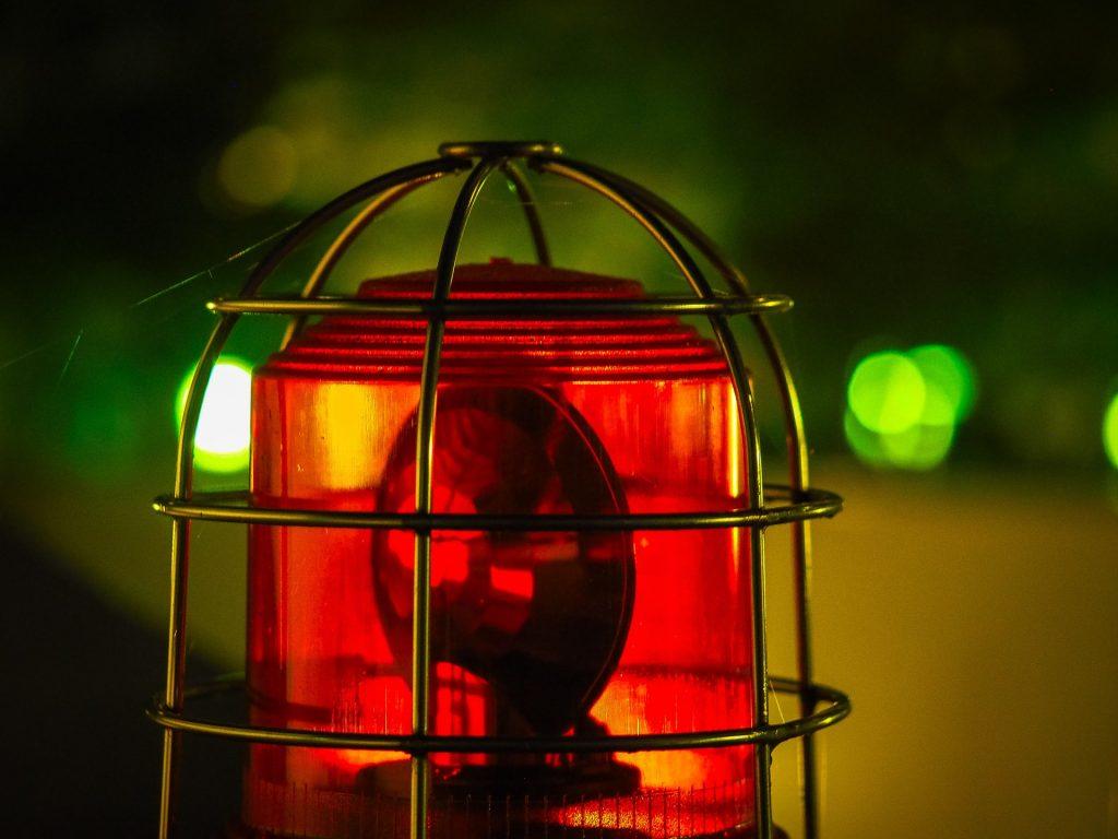 Security Beacon Light