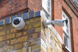 Security CCTV Camer & PIR