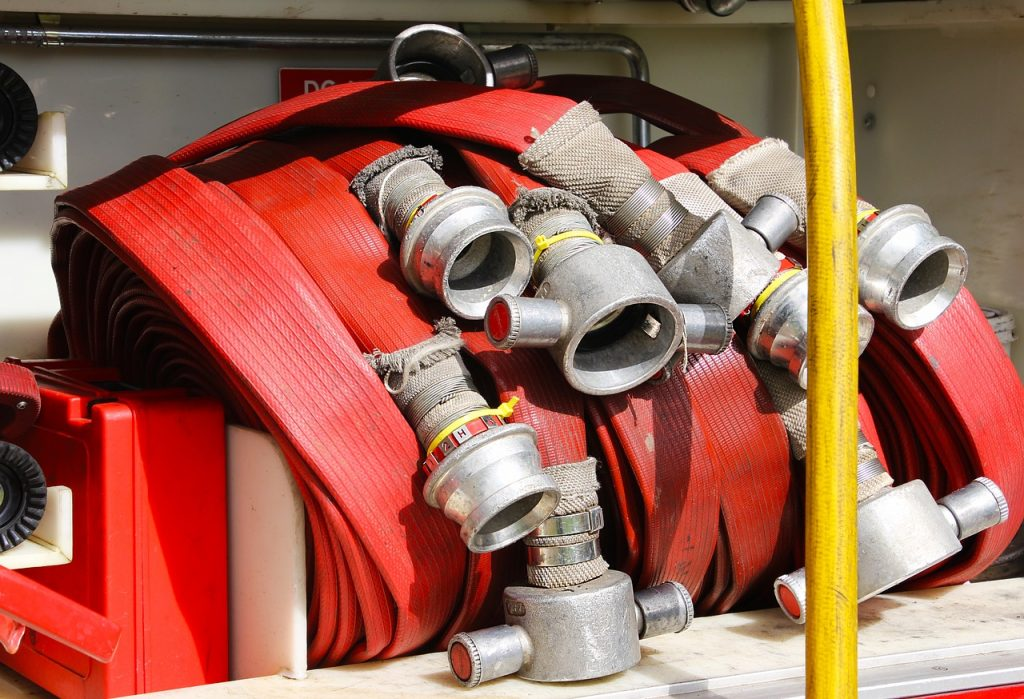 Fire Hoses & Couplings